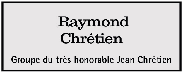 Raymond Chrétien