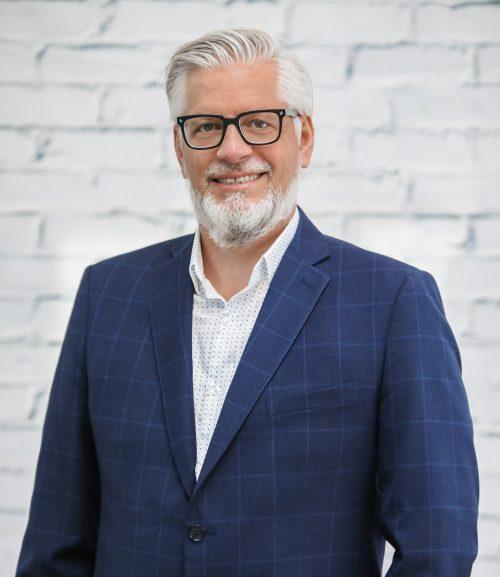 Donald Michaud - Président