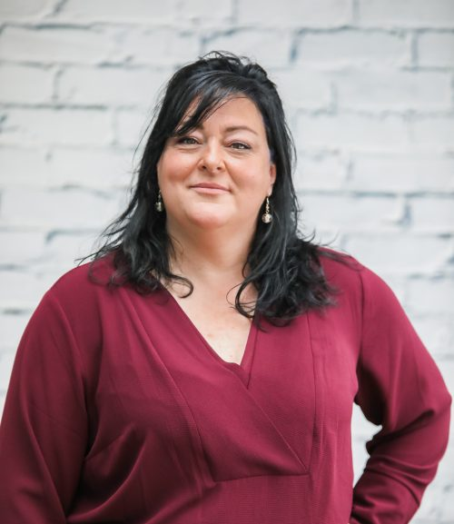 Chantal Ouellet - Directrice générale de la Maison Aline-Chrétien